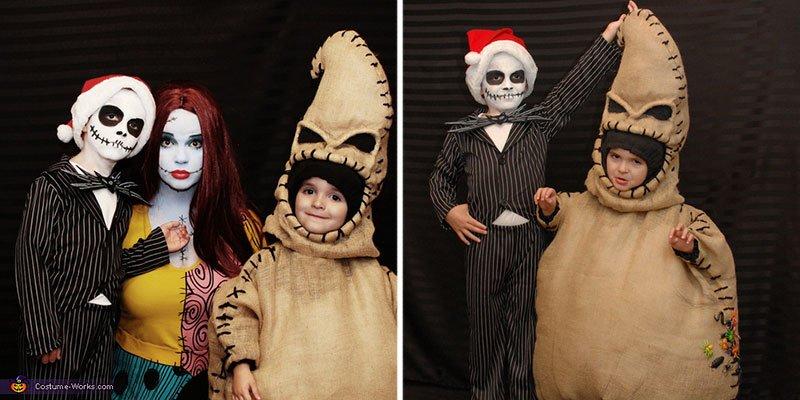 disfraces-de-halloween-para-familias-pesadilla-antes-de-navidad
